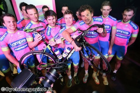 foto team Lampre Merida.com (Bettini)