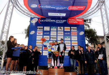 Trofeo Binda 2013 - Coppa del Mondo Donne Elite' - UCI Road World Cup Woman - Laveno Monbello - Cittiglio 120,5 km - 24/03/2013 -  - foto Luca Bettini/BettiniPhoto©2013