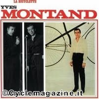 Yves Montand, A bicyclette (1969)