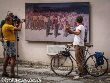 Grand Tour, Massimo poggio, blu video, cycle