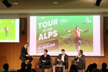 Il Tour of the Alps presentato a Milano